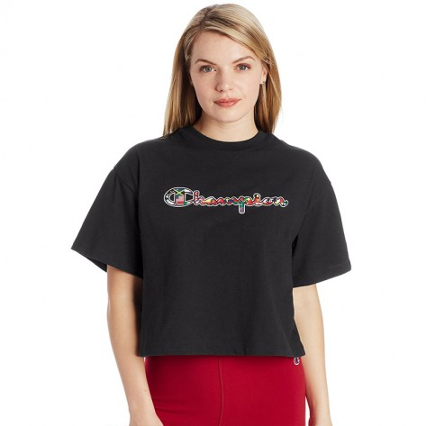 CHAMPION-CROPPED TEE Women