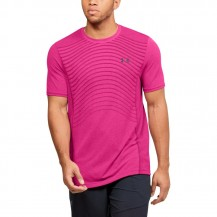 UA-SEAMLESS WAVE SS Men