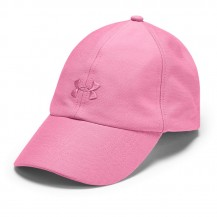 UA HEATHERED PLAY UP CAP Women