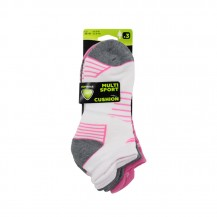 SOFSOLE-MULTI SPORT - WOMEN - LOW CUT 3 PAIRS Women