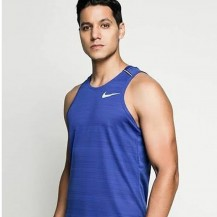 NIKE-AS M NK DRY MILER TANK Men