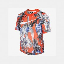 NIKE-AS W NSW HYP FM TOP SS AOP Women