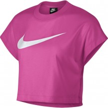 NIKE-AS W NSW SWSH TOP CROP SS Women