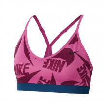 AS NIKE ICNCLSH BRA MARK PRT Women