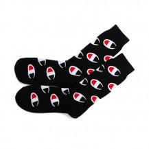 CHAMPION-Full length sock logo overall handle 1P UNISEX