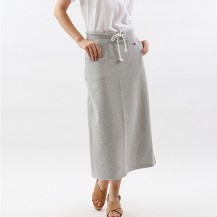 CHAMPION-LONG SWEAT SKIRT WOMEN