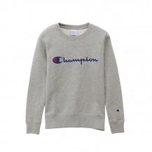 CHAMPION-CREW NECK SWEATSHIRT WOMEN