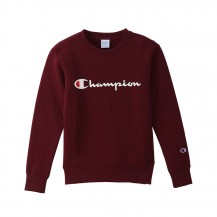 CHAMPION-CREWNECK SWEATSHIRT WOMEN