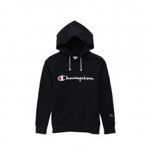 CHAMPION-HOODED SWEATSHIRT WOMEN
