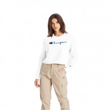 CHAMPION-LS BOYFRIEND TEE CROPPED WOMEN