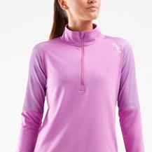 2XU-GHST 1/2 ZIP TOP Women