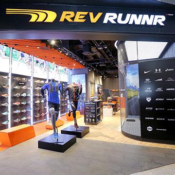 ร้าน รองเท้าวิ่ง REV RUNNR